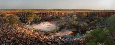 Bindoola Falls - The Kimberley, Western Australia