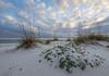 Pensacola Beach at Sunset
