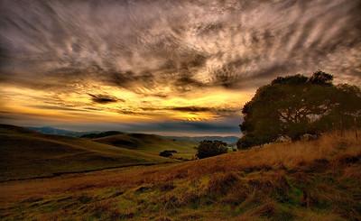 Helen Putnam Sunset