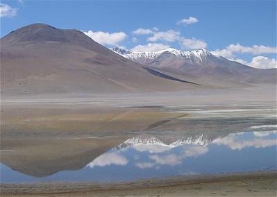 Laguna Canapa, Bolivia.