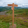 Sign Post Precipice Walk Wales