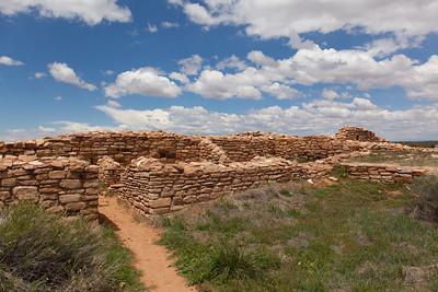 Indian Pueblo In SW Colorado