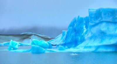 Glacier, Patagonia