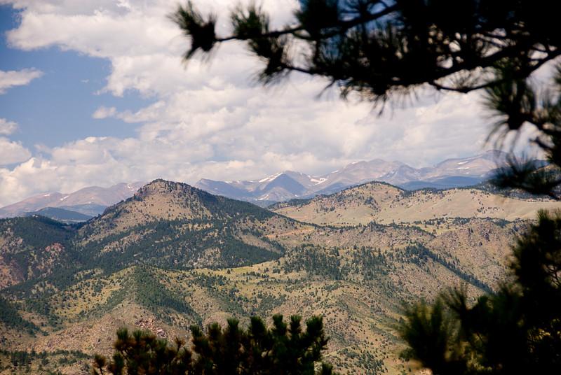 2007 Colorado Trip - Lookout Mountain Scene