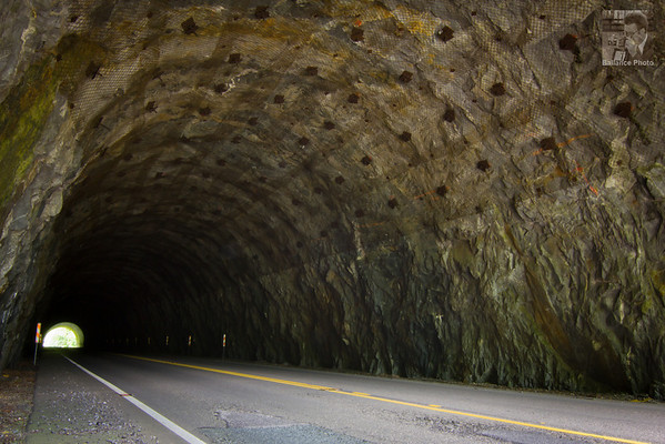 Tunnel - Blue Ridge Parkway, NC