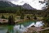 Ink Pots<br /> Johnston Canyon<br /> Banff, Alberta