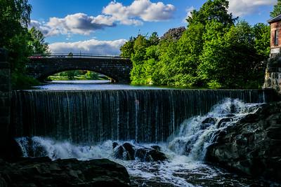Old dam - Vanha pato