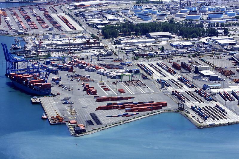 Port of Tacoma, Tacoma, Washington