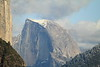 Half Dome at Tunnel View