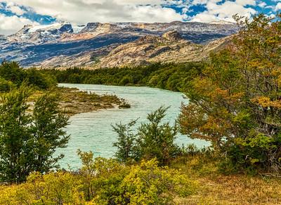 Estancia Cristina, Los Glaciares National Park, Patagonia, Argentina