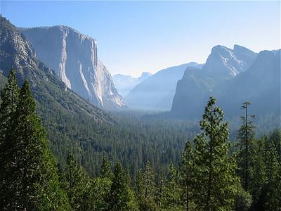 Yosemite NP, California, USA.