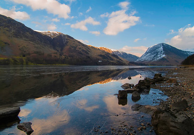 Buttermere Winter