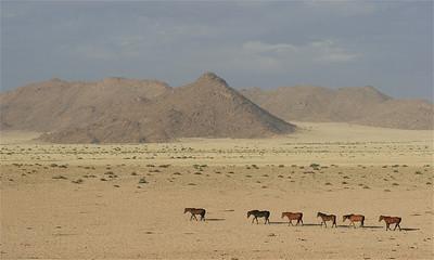Ausgebergte, Namibië.