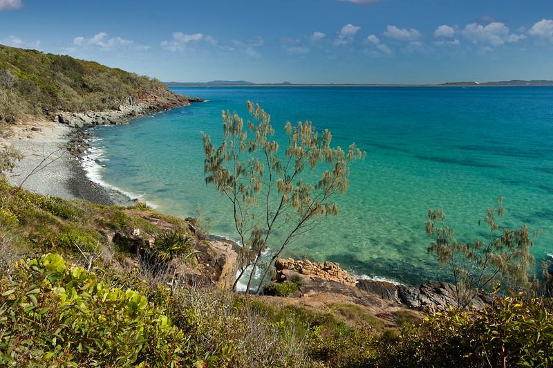 Granite Bay. Noosa National Park. Queensland