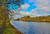 River Tyne At Hexham