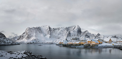 Sakrisoy Fishing Village - Lofoten, Norway