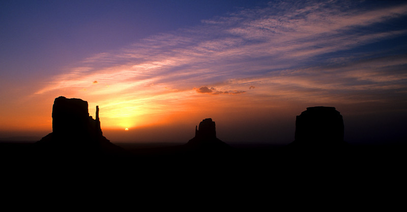 Arizona, Landscape, Monument Valley, national park Copyright Chris Collard - All rights reserved