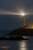 Pigeon Point Lighthouse.  Pescadero, California