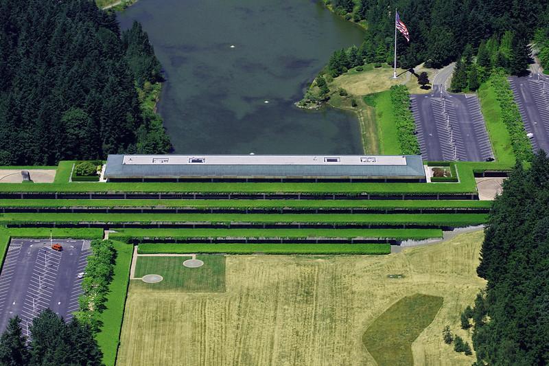 Weyerhaeuser Building in Federal Way