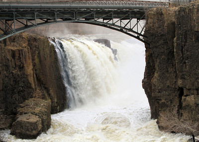 Passaic River Great Falls Paterson NJ