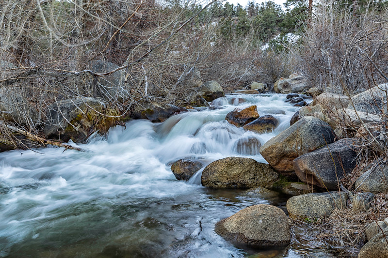 Bishop Creek, Bishop California