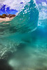 "Wave Images - ""Shorebreak Rollover"" - Hawaii"