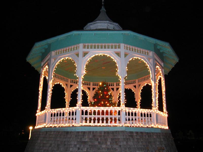 Christmas in Oak Bluffs