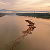 Fraser River  B.C  Canada
