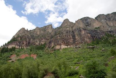 2007 Colorado Trip - Telluride Scene