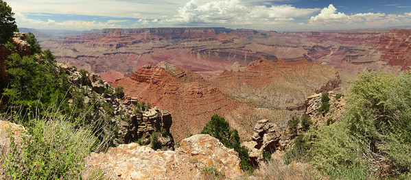 Navajo Point, South Rim, Grand Canyon, Arizona