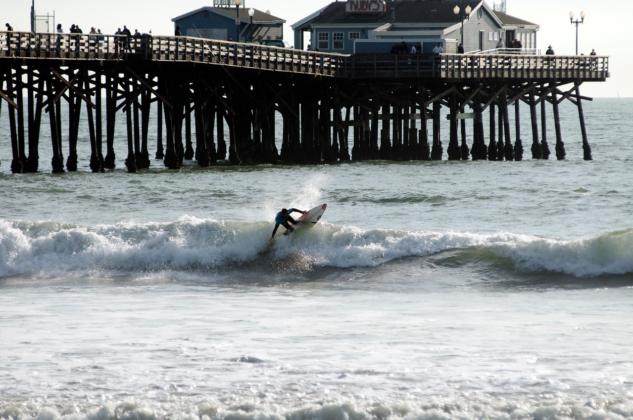 Seal Beach Surf
