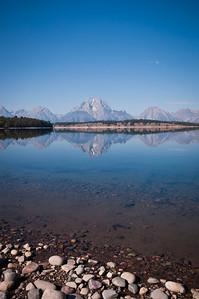 Jackson Lake Reflections Grand Teton National Park Jackson, Wyoming © 2010