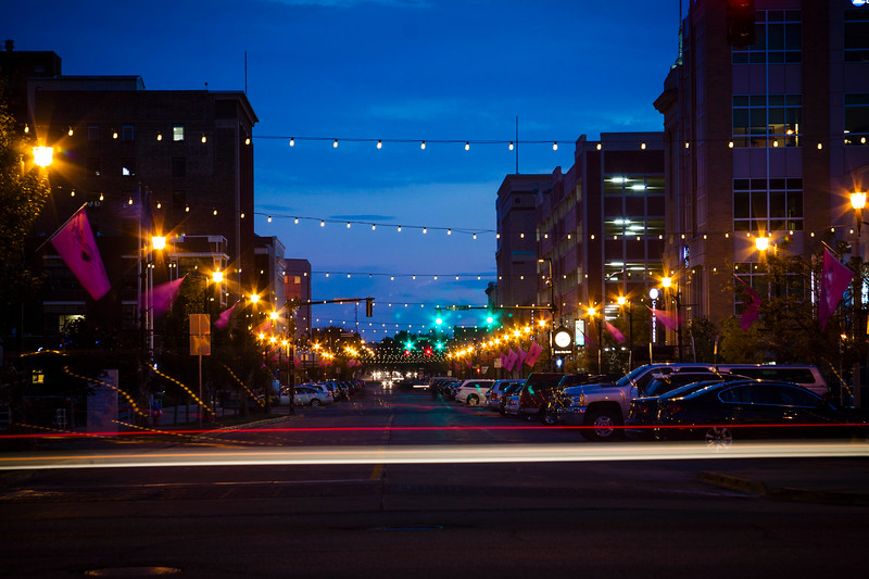 Downtown South Bend, Indiana