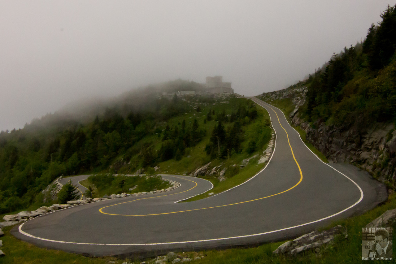 Curvy - Grandfather Mountain, NC