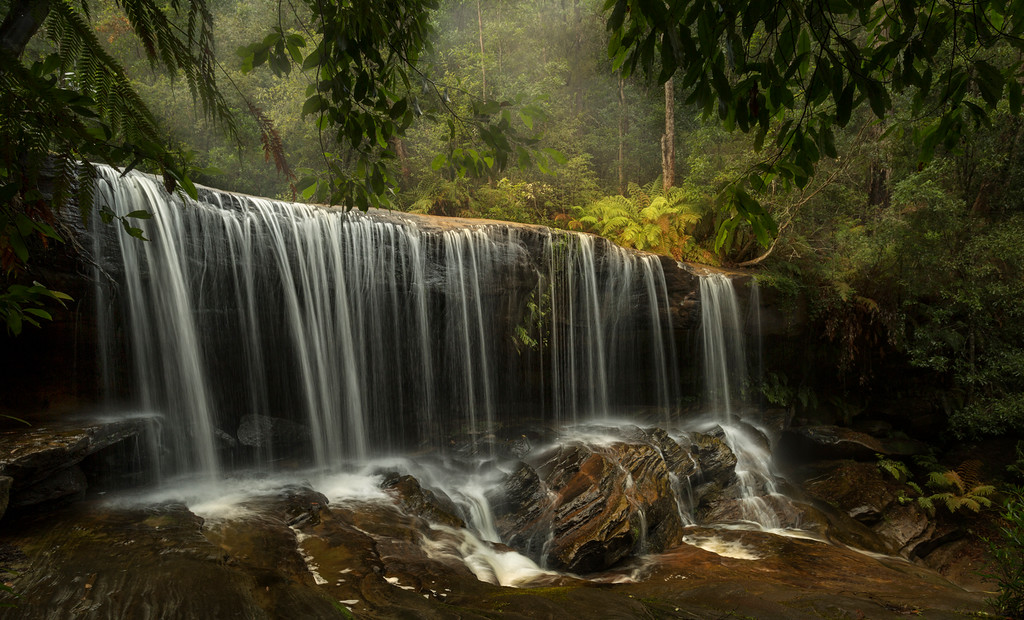 Sommersby Falls - Central Coast, Australia