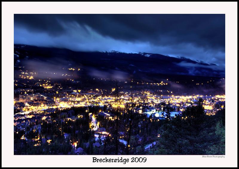 Breckenridge, 2009