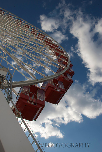 Ferris Wheel @ Navy Pier in Chicago