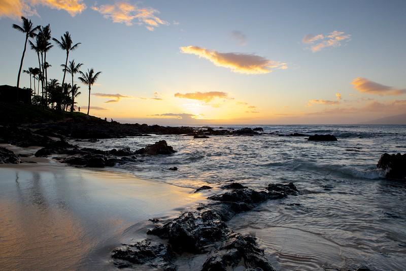 Napili Beach, Maui Hawaii