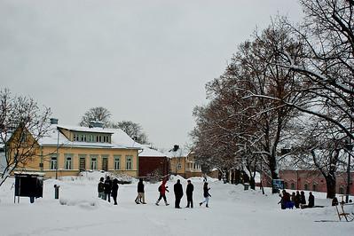Suomenlinna Helsinki 2013