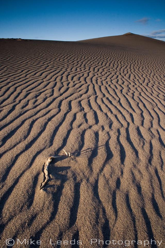 Bruneau Sand Dunes in Idaho