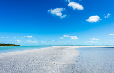 Sandbar in Paradise - The backcountry, near Sugarloaf Key