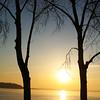 Myrtle Edwards Park Sunset 03