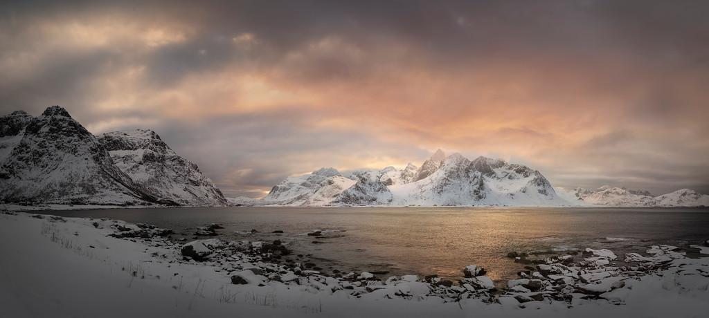 Norway snow storm