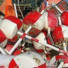 Lobster Buoys