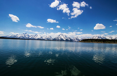 Landscape: Jackson Lake | Grand Teton National Park