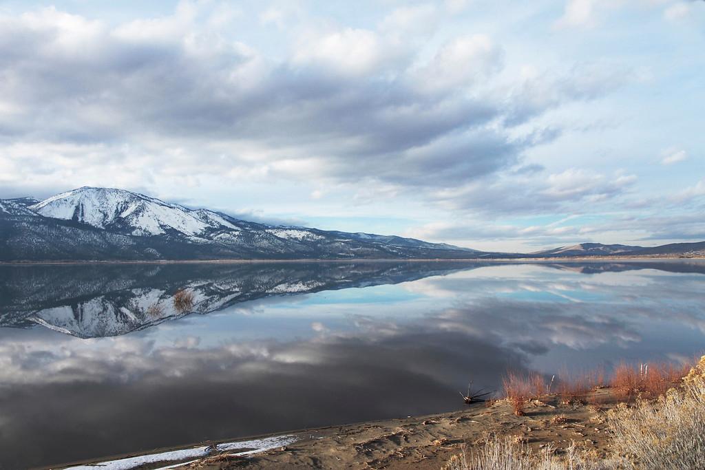 Washoe Lake, Nevada