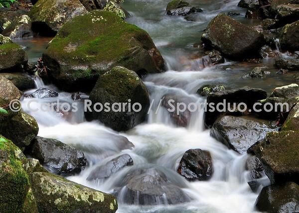 La Mina River