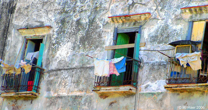 Hanging Out To Dry havana