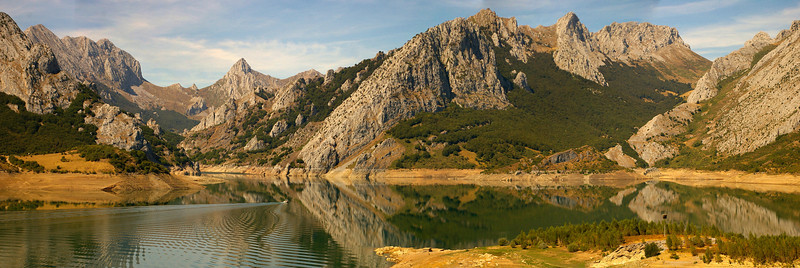 "42°58'28.64""N    5° 0'43.99""W Northern Spain<br /> Pentax *ist DL, 6 photos stitched in CS4"