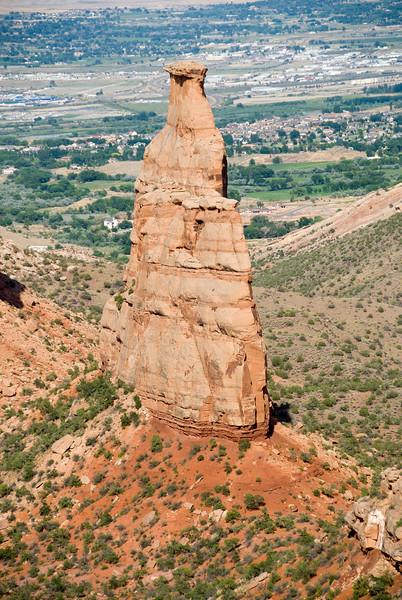 2007 Colorado Trip - Colorado National Monument View